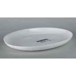 Diwali Блюдо овальне без поля біле 330 х250 мм (Luminarc, France)