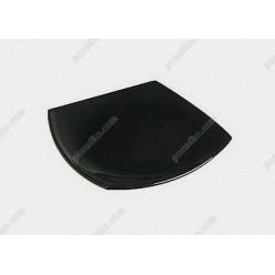 Quadrato Тарілка квадратна мілка чорна 190 х190 мм (Luminarc, France)