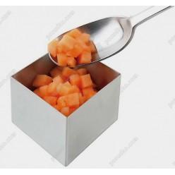 Форма квадрат для выпечки, формовки Kitchen