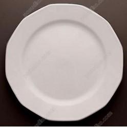 Тарелка граненая мелкая Mercury