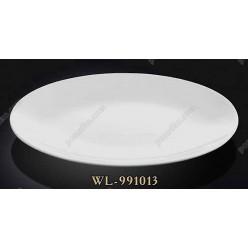 Wilmax Тарілка кругла без поля мілка d-200 мм (Wilmax)