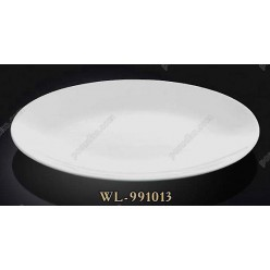 Тарелка без поля мелкая Wilmax