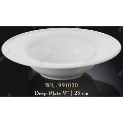 Wilmax Тарілка кругла у формі капелюха d-230 мм 600 мл (Wilmax)