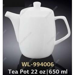 Wilmax Чайник заварювальний з кришкою високий 650 мл (Wilmax)