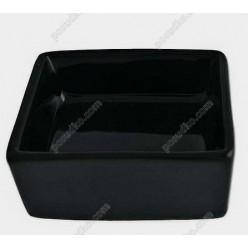 Fudo Соусник квадратний чорний 65 х65 мм 50 мл (FoREST)