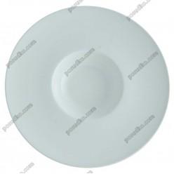 Elara Тарілка кругла у формі капелюха d-280 мм 300 мл (FoREST)