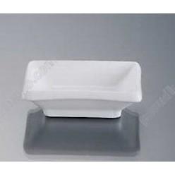 Alt porcelain Соусник прямокутний 100 х65 мм 50 мл (Alt porcelain)