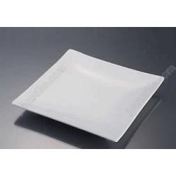 Alt porcelain Тарілка квадратна без поля мілка 200 х200 мм (Alt porcelain)