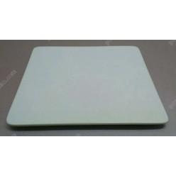 Alt porcelain Тарілка квадратна без поля мілка пласка 255 х255 мм (Alt porcelain)