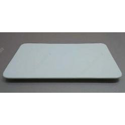 Alt porcelain Блюдо прямокутне пласке 300 х190 мм (Alt porcelain)