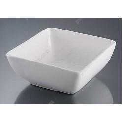 Alt porcelain Салатник квадратний 150 х150 мм, h-80 мм 800 мл (Alt porcelain)