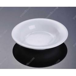 Alt porcelain Тарілка кругла глибока класична d-200 мм (Alt porcelain)