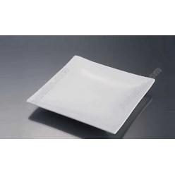 Alt porcelain Тарілка квадратна без поля мілка 255 х255 мм (Alt porcelain)