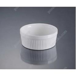 Alt porcelain Форма для запікання та подачі кругла d-75 мм, h-40 мм 120 мл (Alt porcelain)