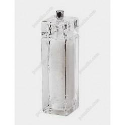 Como Млинок для солі квадратний прозорий h-145 мм (Bisetti)