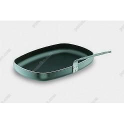 Cooking Сковорідка з металевою ручкою прямокутна 380 х260 мм, h-50 мм (Lacor)