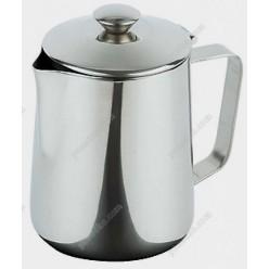 Coffee tea accessori Кавник з кришкою d-75 мм, h-115 мм 350 мл (APS)