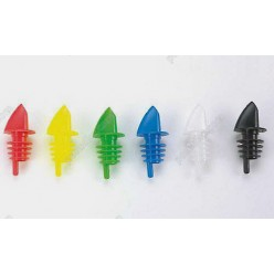 Гейзер пластиковый цветной мягкий Bar accessories
