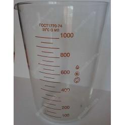 Мензурка ГОСТ1770-74 стекло Measure