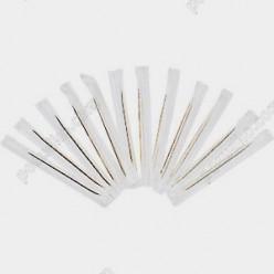 Зубочистки индивид. в бумаге Bamboo