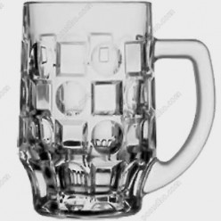 Pub Кухоль для пива кубик 500 мл (Pasabahce)