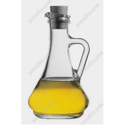 Oliva Пляшка для олії, оцту з корком h-160 мм 250 мл (Pasabahce)