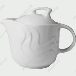 Melodie Чайник заварювальний з кришкою Акція білий 350 мл (G.Benedikt)