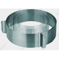 Кухня Форма розсувна для випічки кругла d-300-160 мм, h-60 мм (Lacor)