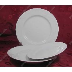 Тарелка мелкая Rococo