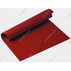 Професійний силікон Лист для випічки теракотовий темний 600 х400 мм (Silikomart)