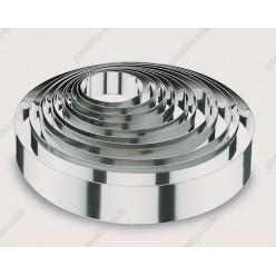 Кільце гарнірне Форма для формовки та випічки кругла d-60 мм, h-40 мм 110 мл (Lacor)