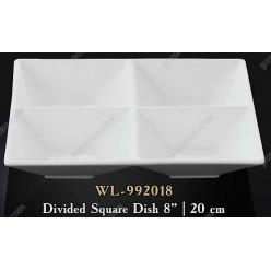 Wilmax Менажниця з 4 рівними секціями квадратна 200 х200 мм (Wilmax)