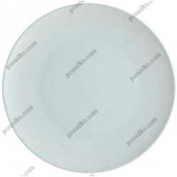 Elara Тарілка кругла без поля мілка d-200 мм (FoREST)