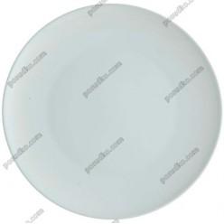 Elara Тарілка кругла без поля мілка d-230 мм (FoREST)