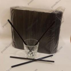 Фреш Трубочки прямі чорні d-8 мм, L-250 мм (Інші бренди)