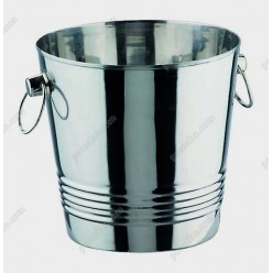 Сервіровка Відро для шампанського, вина d-200 мм, h-200 мм 4,0 л (Lacor)