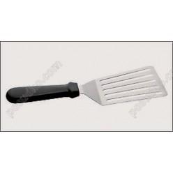 Кухня Лопатка для смаження велика з перфорацією вигнута L-280 мм (FoREST)