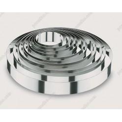 Кільце гарнірне Форма для формовки та випічки кругла d-240 мм, h-60 мм 2,7 л (Lacor)