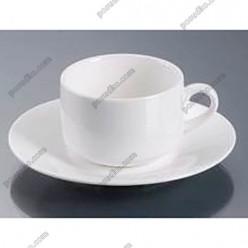 Alt porcelain Чашка для чаю з блюдцем 180 мл (Alt porcelain)