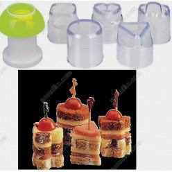 Accessories Набір для вирізання канапе (Ibili)