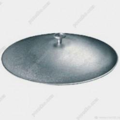 Кришка алюмінієва d-400 мм (Інші бренди)