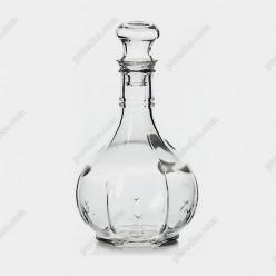 Karat Карафа для міцного алкоголю з корком 500 мл (Pasabahce)