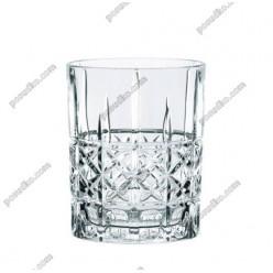 Highland diamond Склянка низька d-80 мм, h-100 мм 345 мл (Nachtmann)