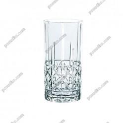 Highland diamond Склянка висока d-76 мм, h-150 мм 445 мл (Nachtmann)
