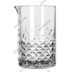 Carats Склянка для змішування коктейлів d-93 мм, h-148 мм 750 мл (Libbey)