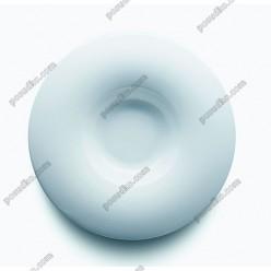 Orbe Тарілка кругла у формі капелюха Aro d-265 мм, h-40 мм 400 мл (Porvasal)