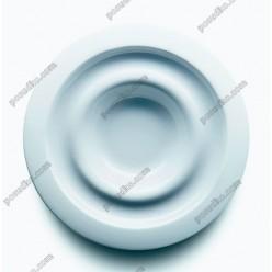 Orbe Тарілка кругла у формі капелюха d-265 мм, h-40 мм 600 мл (Porvasal)