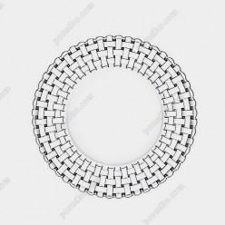 Bossa nova Тарілка кругла мілка d-270 мм (Nachtmann)