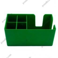 Барне приладдя Організатор барний на 6 відділень зелений 240 х140 мм, h-110 мм (The bars)