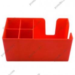 Барне приладдя Організатор барний на 6 відділень помаранчевий 240 х140 мм, h-110 мм (The bars)